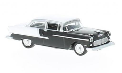 Chevrolet Bel Air 1/87 Schuco black/white diecast model cars