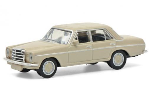 Mercedes /8 1/87 Schuco - beige coche miniatura