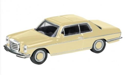 Mercedes /8 1/87 Schuco Coupe beige diecast model cars