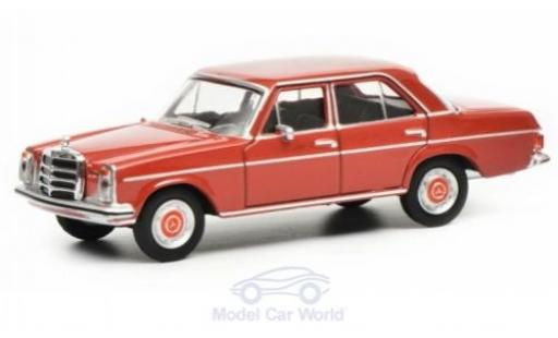Mercedes /8 1/64 Schuco red diecast model cars