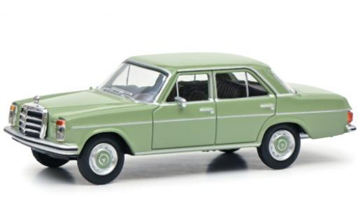 Mercedes /8 1/64 Schuco - green Paperbox Edition diecast model cars
