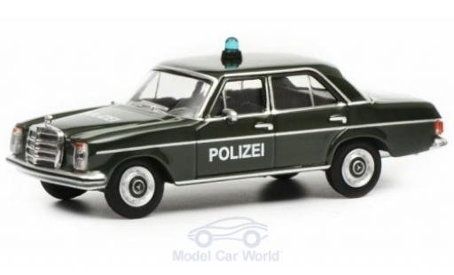 Mercedes /8 1/64 Schuco Polizei diecast model cars