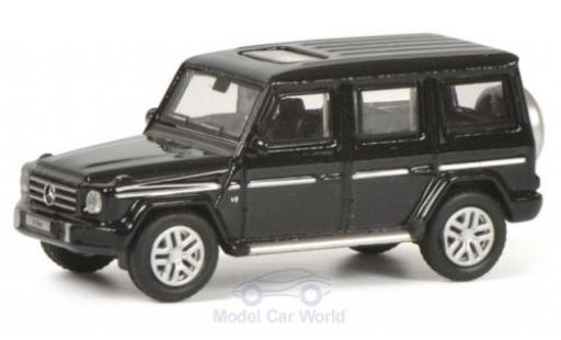 Mercedes Classe G 1/87 Schuco black diecast model cars