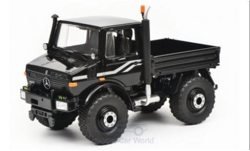 Mercedes Unimog 1/32 Schuco U1600 black 1974 diecast model cars