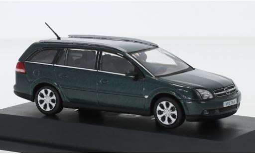 Opel Vectra 1/43 Schuco C Caravan metallise verte 2004 miniature