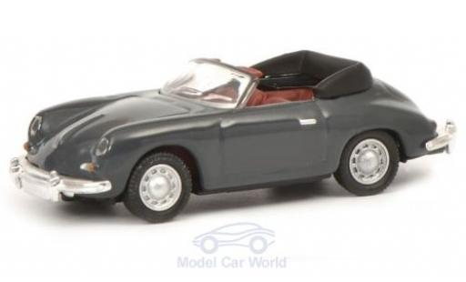 Porsche 356 1/87 Schuco Cabriolet miniature