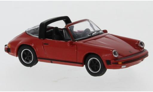 Porsche 911 1/87 Schuco 3.2 red diecast model cars