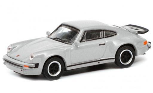 Porsche 930 Turbo 1/87 Schuco 911  grey diecast model cars
