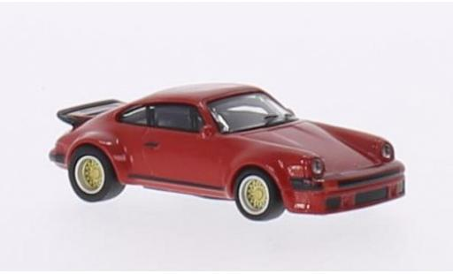 Porsche 934 1/87 Schuco RSR red Plain Body Version diecast model cars