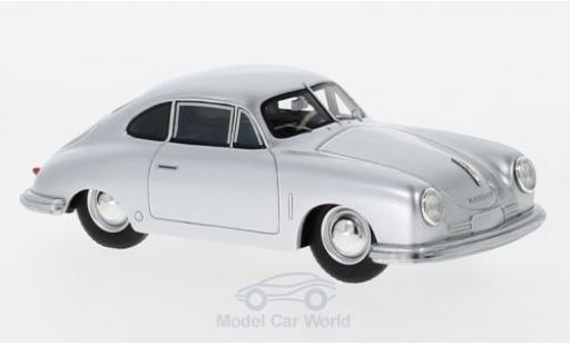 Porsche 356 A 1/43 Schuco ProR Gmünd Coupe grise 1949 miniature