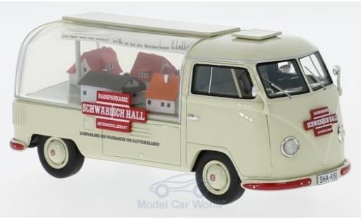 Volkswagen T1 B 1/43 Schuco ProR a Schwäbisch Hall miniature