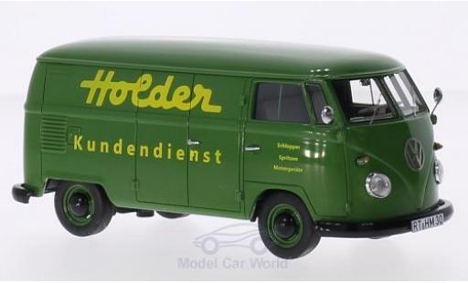 Volkswagen T1 A 1/32 Schuco Kasten Holder Kundendienst miniature