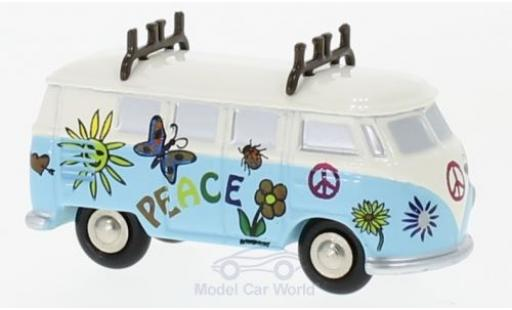 Volkswagen T1 B 1/90 Schuco Samba us Surfer us diecast model cars