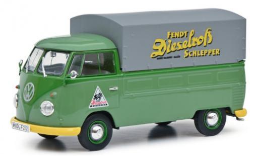 Volkswagen T1 1/32 Schuco b Pritsche Fendt Kundendienst modellautos