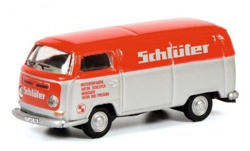 Volkswagen T2 1/87 Schuco Schlüter miniature