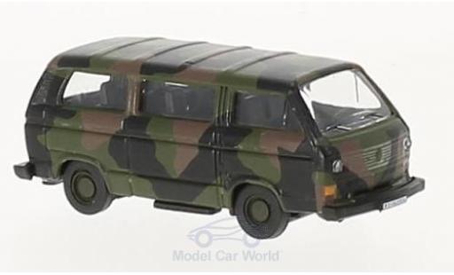 Volkswagen T3 1/87 Schuco Bus Bundeswehr miniature