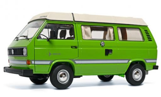 Volkswagen T3 1/18 Schuco a Westfalia Joker green/white diecast model cars