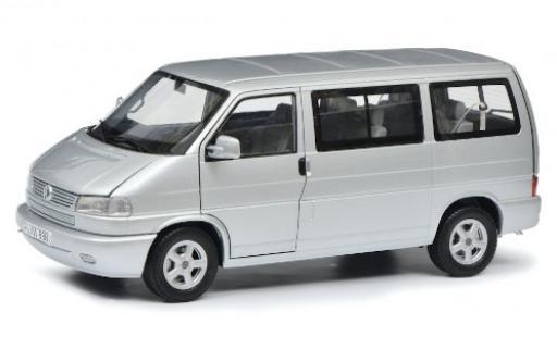 Volkswagen T4 1/18 Schuco b Caravelle grise miniature