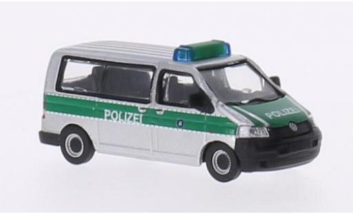 Volkswagen T5 1/87 Schuco Bus Polizei Bayern modellino in miniatura