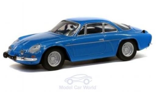 Alpine A110 1/43 Solido Renault metallise blue 1973 diecast model cars