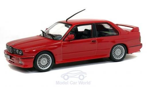 Bmw M3 1/43 Solido (E30) red 1988 diecast model cars