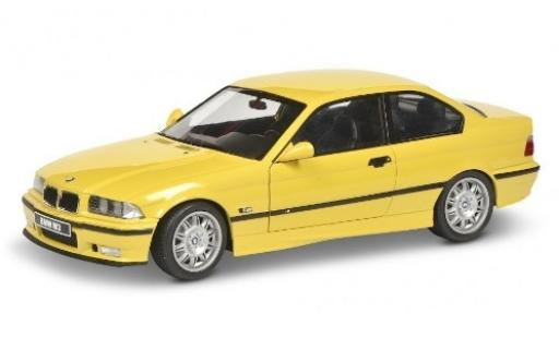 Bmw M3 1/18 Solido (E36) yellow diecast model cars