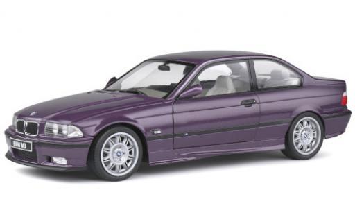 Bmw M3 1/18 Solido (E36) metallise violette 1994 miniature