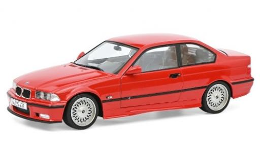 Bmw M3 1/18 Solido (E36) red 1994 diecast model cars