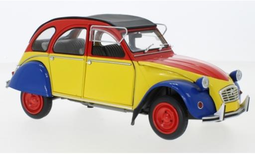 Citroen 2CV 1/18 Solido 6 Club Ricard (F) Decals liegen bei diecast model cars