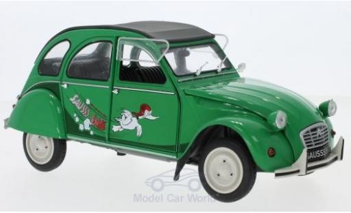 Citroen 2CV 1/18 Solido 6 Sausss Ente diecast model cars