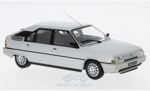 Citroen BX 1/43 Solido 16 TRS grey 1982 diecast model cars