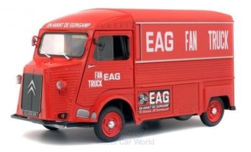 Citroen HY 1/18 Solido EAG 1969 miniature