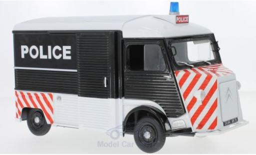 Citroen HY 1/18 Solido Police 1969 diecast model cars