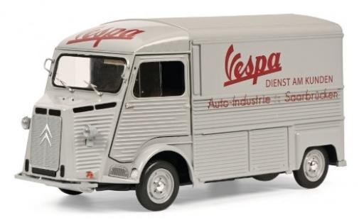 Citroen HY 1/18 Solido Vespa 1969 diecast model cars