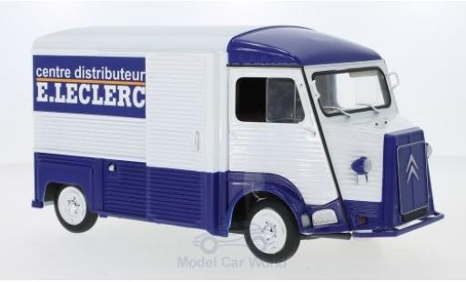 Citroen Type HY 1/18 Solido E.Leclerc 1969 diecast model cars