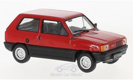 Fiat Panda 1/43 Solido 34 rouge 1990 miniature