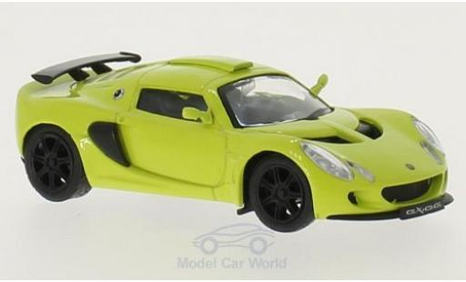 Lotus Exige 1/43 Solido S2 green 2004 diecast model cars