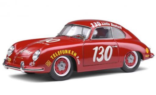 Porsche 356 1/18 Solido 1500 No.130 Little Bastard 1953 James Dean diecast model cars