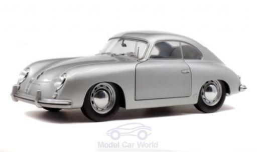 Porsche 356 1/18 Solido Pre-A grey 1953 diecast model cars