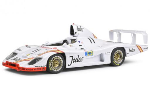 Porsche 936 1981 1/18 Solido No.11 System Engineering Jules 24h Le Mans J.Ickx/D.Bell diecast model cars