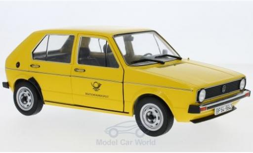 Volkswagen Golf V 1/18 Solido I Deutsche Bundespost 1974 diecast model cars