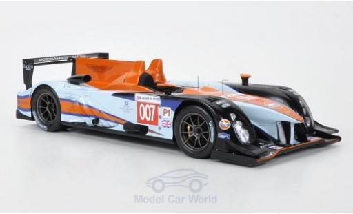 Aston Martin AMR One 1/18 Spark AMR-One No.7 24h Le Mans 2011 mit Decals /D.Turner diecast model cars