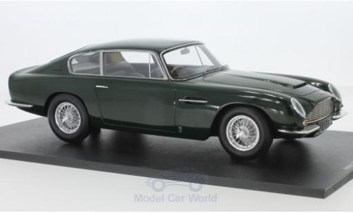 Aston Martin DB6 1/18 Spark grün RHD 1965 modellautos