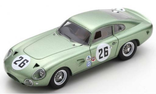 Aston Martin DP214 1/43 Spark RHD No.26 2000km Daytona 1964 R.Salvadori/M.Salmon diecast model cars