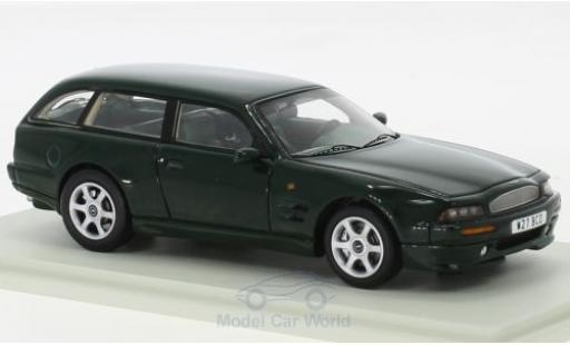 Aston Martin V8 1/43 Spark Sportman Estate grün 1996 modellautos