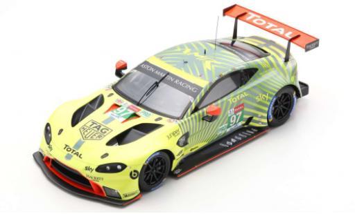 Aston Martin Vantage 1/18 Spark AMR No.97 Racing 24h Le Mans 2020 A.Lynn/M.Martin/H.Tincknell miniature