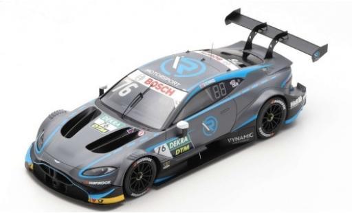 Aston Martin Vantage 1/43 Spark DTM No.76 R-Motorsport DTM 2019 J.Dennis diecast model cars
