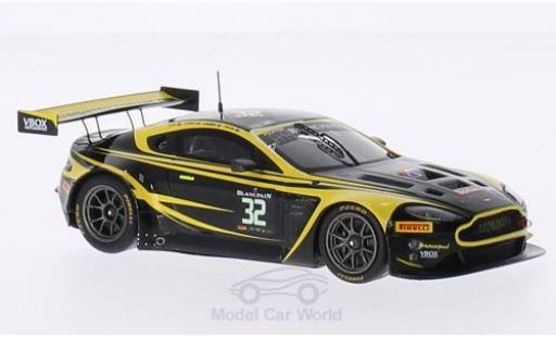 Aston Martin Vantage 1/43 Spark GT3 No.32 Leonard Motorsport AMR 24h Spa 2014 P.Wilson/S.Leonard/M.Meadows/P.Lamy diecast model cars