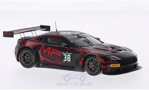 Aston Martin Vantage 1/43 Spark GT3 No.38 MP Motorsport AMR 24h Spa 2014 R.Abra/J.Osborne/M.Poole/D.Turner diecast model cars