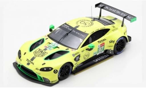 Aston Martin Vantage 1/43 Spark GTE No.97 Racing 24h Le Mans 2019 M.Martin/A.Lynn/J.Adam diecast model cars
